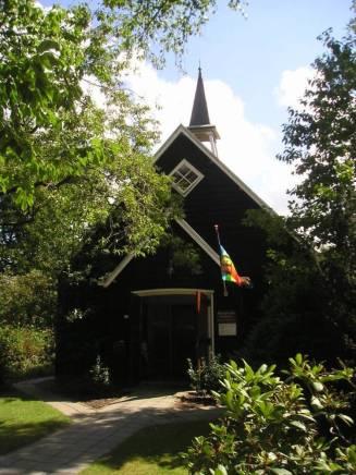 01445-1 Buitenpost - Doopsgezinde kerk